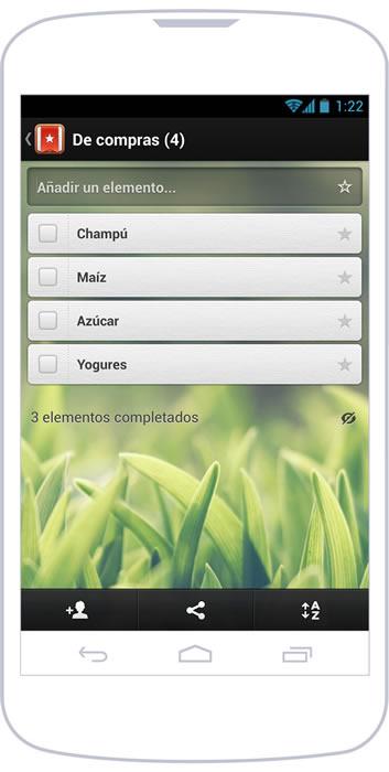 App de Wunderlist